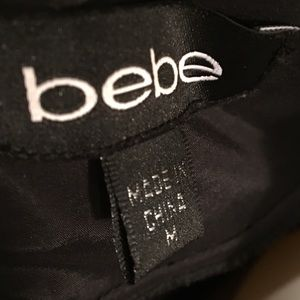 bebe Dresses - BEBE dress for that special party or event!